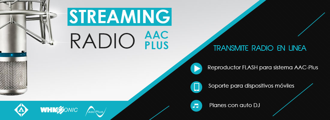 Streaming radio aac plus en hd ariapsa for Radio parlamento streaming